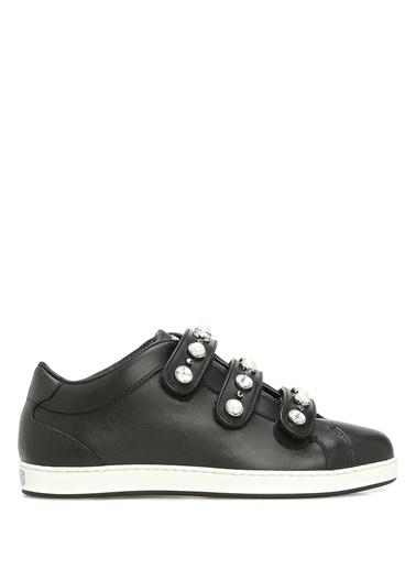 Jimmy Choo Spor Ayakkabı Siyah